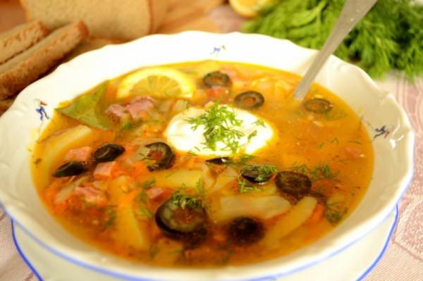 Солянка из свежей капусты с картошкой - пошаговый рецепт с 61