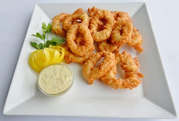 Рецепт приготовления кальмаров в кляре пошагово