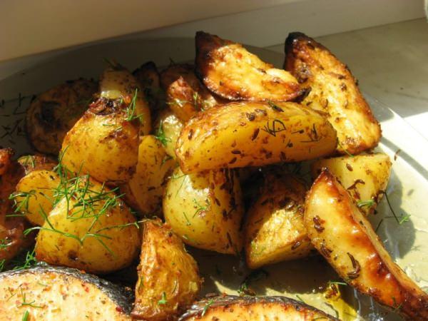 Как можно сделать вкусную картошку