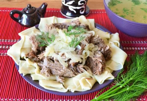 Казахские рецепты в домашних условиях 867