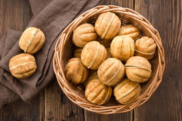 Печиво горішки » Кулінарні рецепти страв з фото