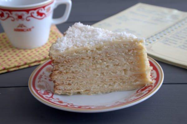 с творожный рецепт фото слоями торт